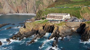 Permalink to: The History of Hartland Quay